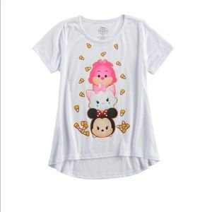 Disney tsum tsum tee - NWT girls size medium